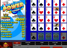 Power Poker Tens or Better